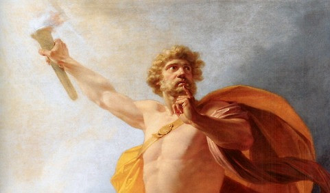 GOETHE - PROMETHEUS
