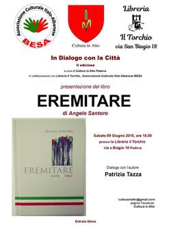 Evento giugno 2018 Padova
