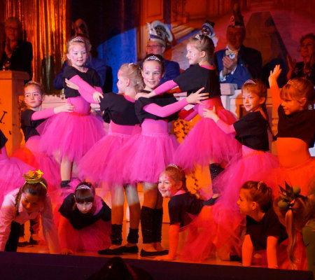 Kindergarde Karneval Trier Ehrang