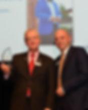 Volksfreund Ehrenamtspreis Respekt 2015 Jürgen Haubrich