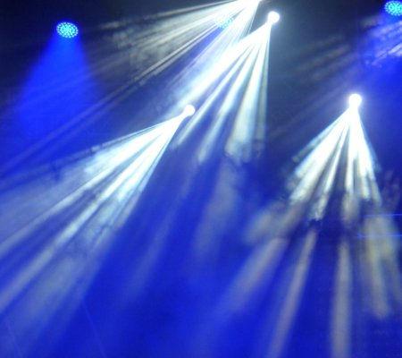 Licht und Ton Technik Blau-Weiß Ehrang