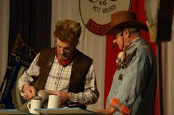 Willi Feil & Jürgen Haubrich