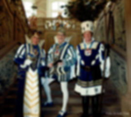 Prinzenpaare Dreigestirne Trier Ehrang