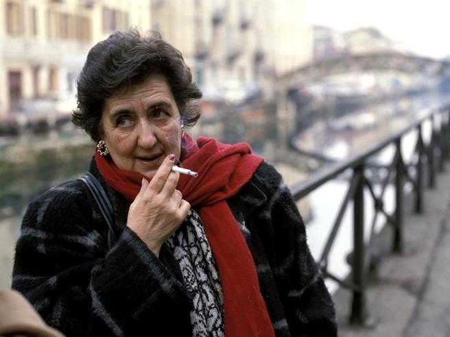 Alda Merini a Milano