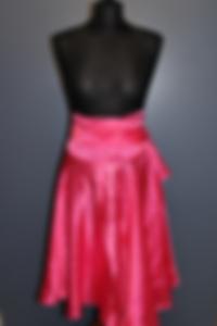 Showtanz Kostüm Wickelrock pink zu verkaufen
