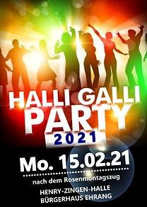 HALLI GALLI 2021 Trier Ehrang