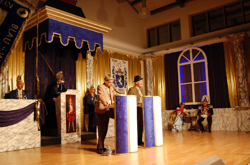 Jürgen Haubrich & Willi Feil