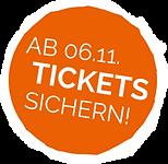 Ab 06.11. Tickets sichern!