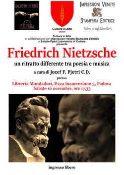 Evento novembre 2019 Padova
