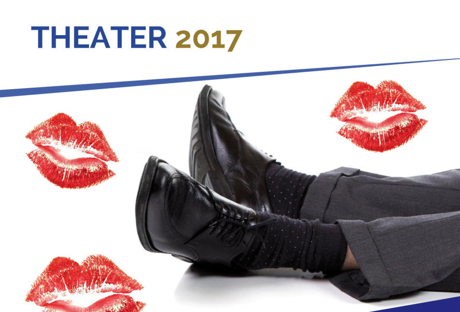 Titelbild Theaterbroschüre Theaterspielzeit 2017