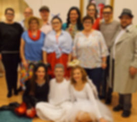 Theater Darsteller Trier Ehrang