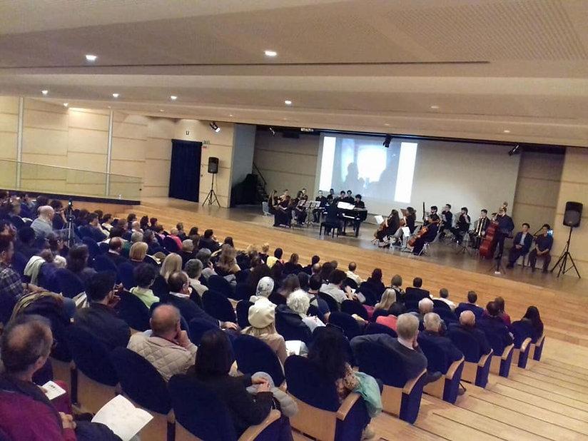 Concerto di musica colta San Gaetano Pad