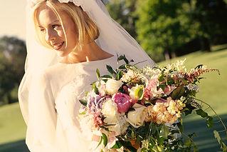Blonde Bride