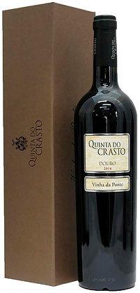 Quinta do Crasto Vinha da Ponte Tinto Douro 2014 75 cl