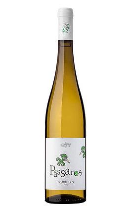 Passaros Loureiro Branco Vinho Verde 2019