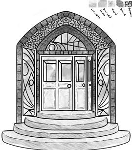 Maze, Design in Architecture