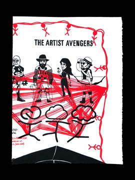 Artist Avengers 2