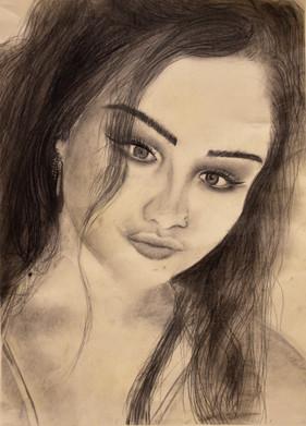 Trinidy, Self Portrait