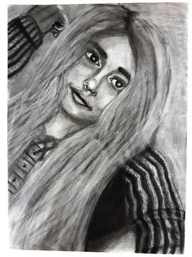 Maddey, Self Portrait