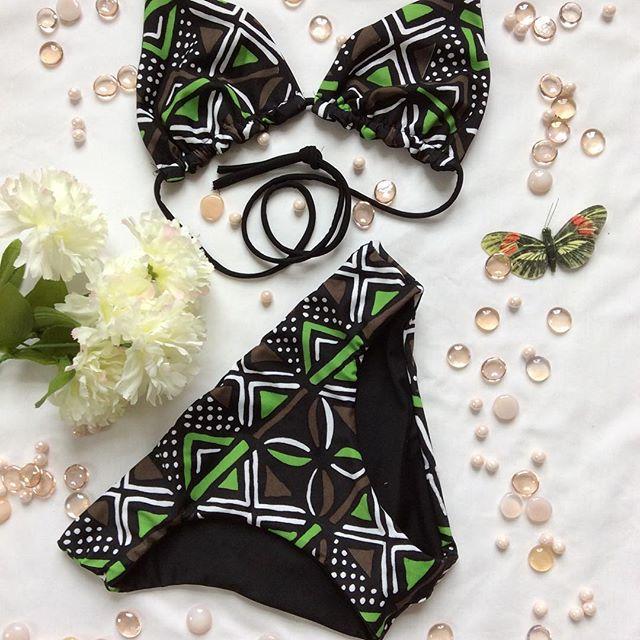 Astrosportswear Seamless bikini