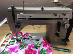 National sewing machine day, posting a picture of where it all begins!  #crossfitgirl #runnergirl #g