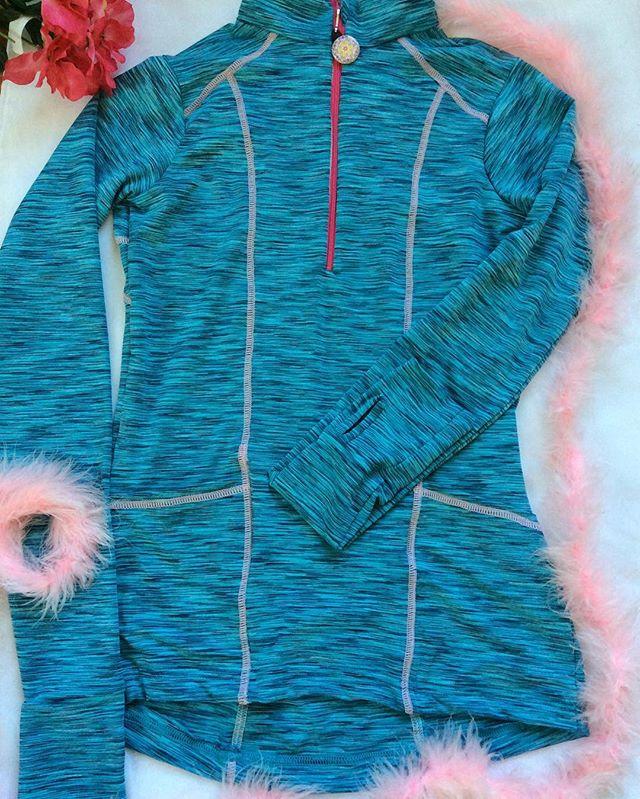 Astrosportswear Pullover zip Top
