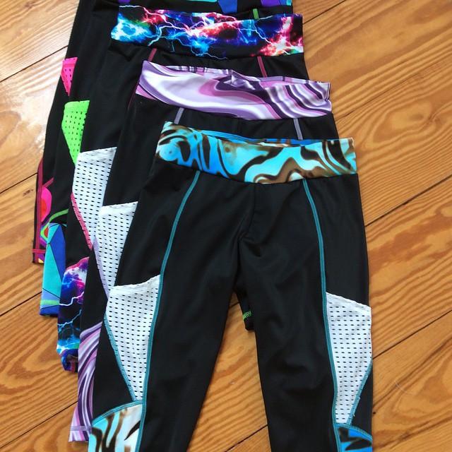 Astrosportswear Capri Tech tight
