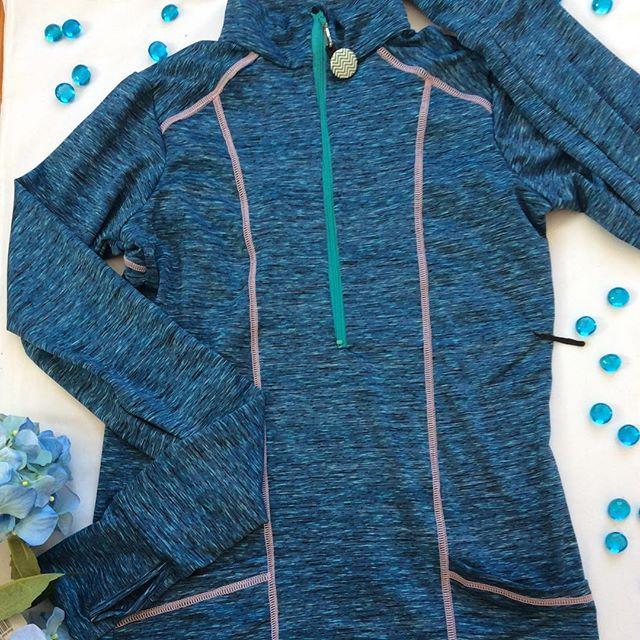 Astrosportswear Zip Pullover