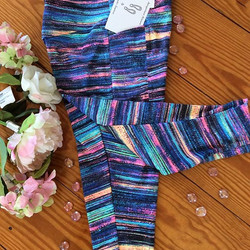 pockets in this gorgeous Sunrise fabric tight