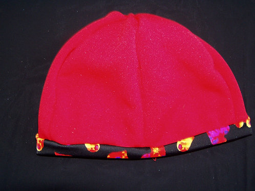 Stretch Fleece Beanie Hats