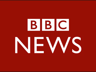 BBC LONDON NEWS INTERVIEW ON OUR TIDY UP SONG!