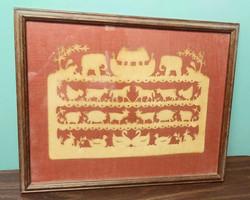 Framed Artwork - Noah's Ark