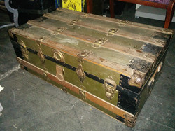 Trunk - Wood and Metal