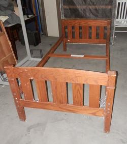 Dorm Bed - single
