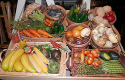 """Fresh"" Vegetables"