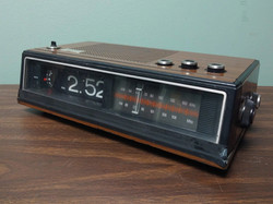 Kmart Flip Clock Radio