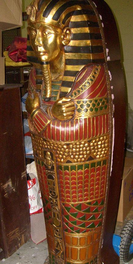 King (Pharaoh) Sarcophagus