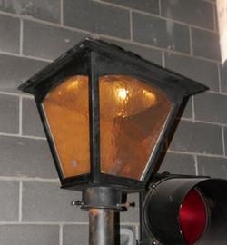 Street Light XL Victorian Top 23in tall
