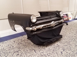 1952 Ford Mainline Bumper and Fender