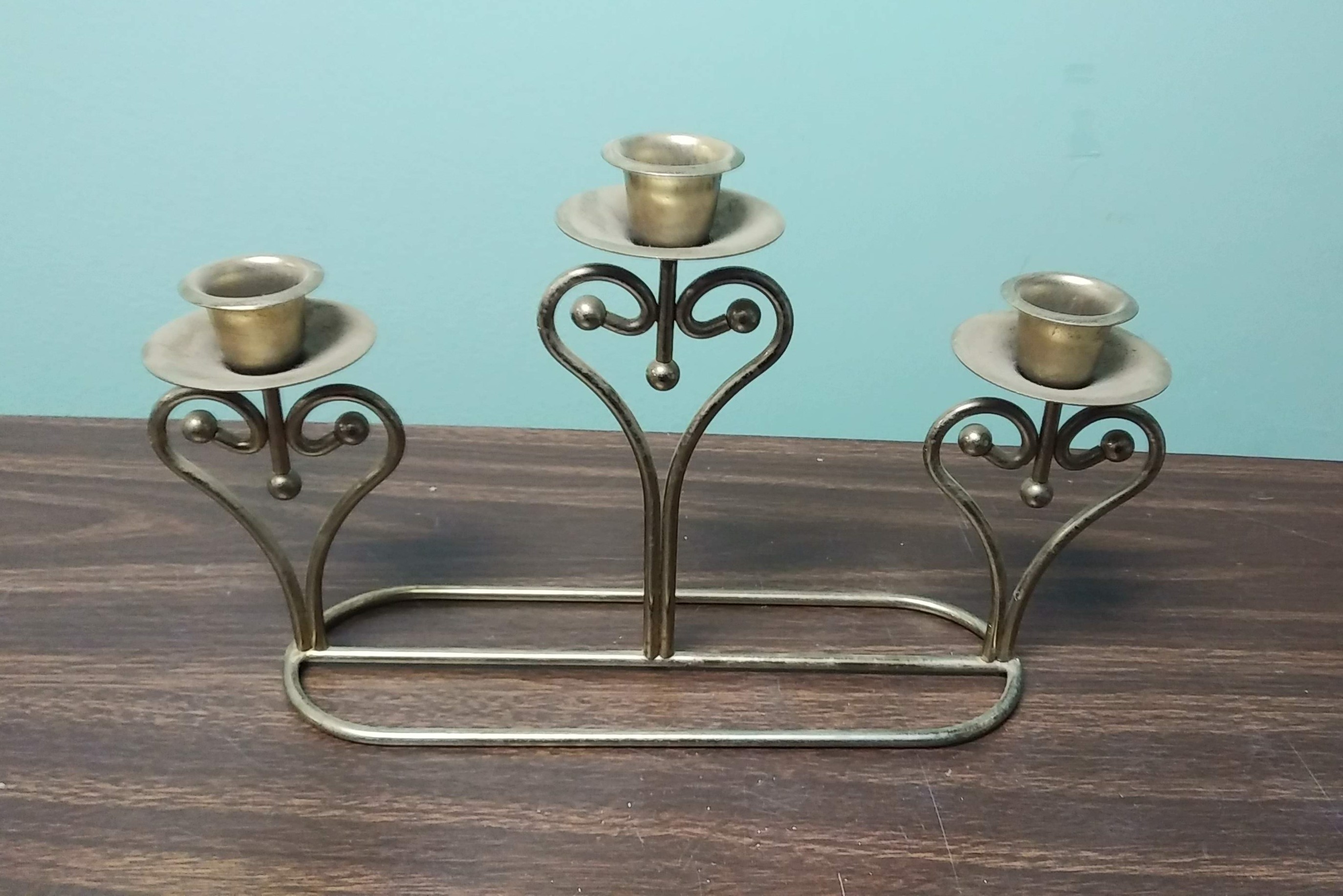 Candle Holder Trio