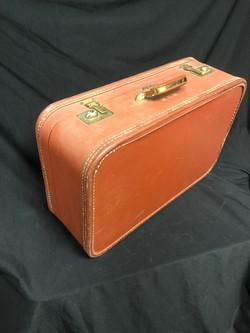 Luggage Vintage hard case light brown