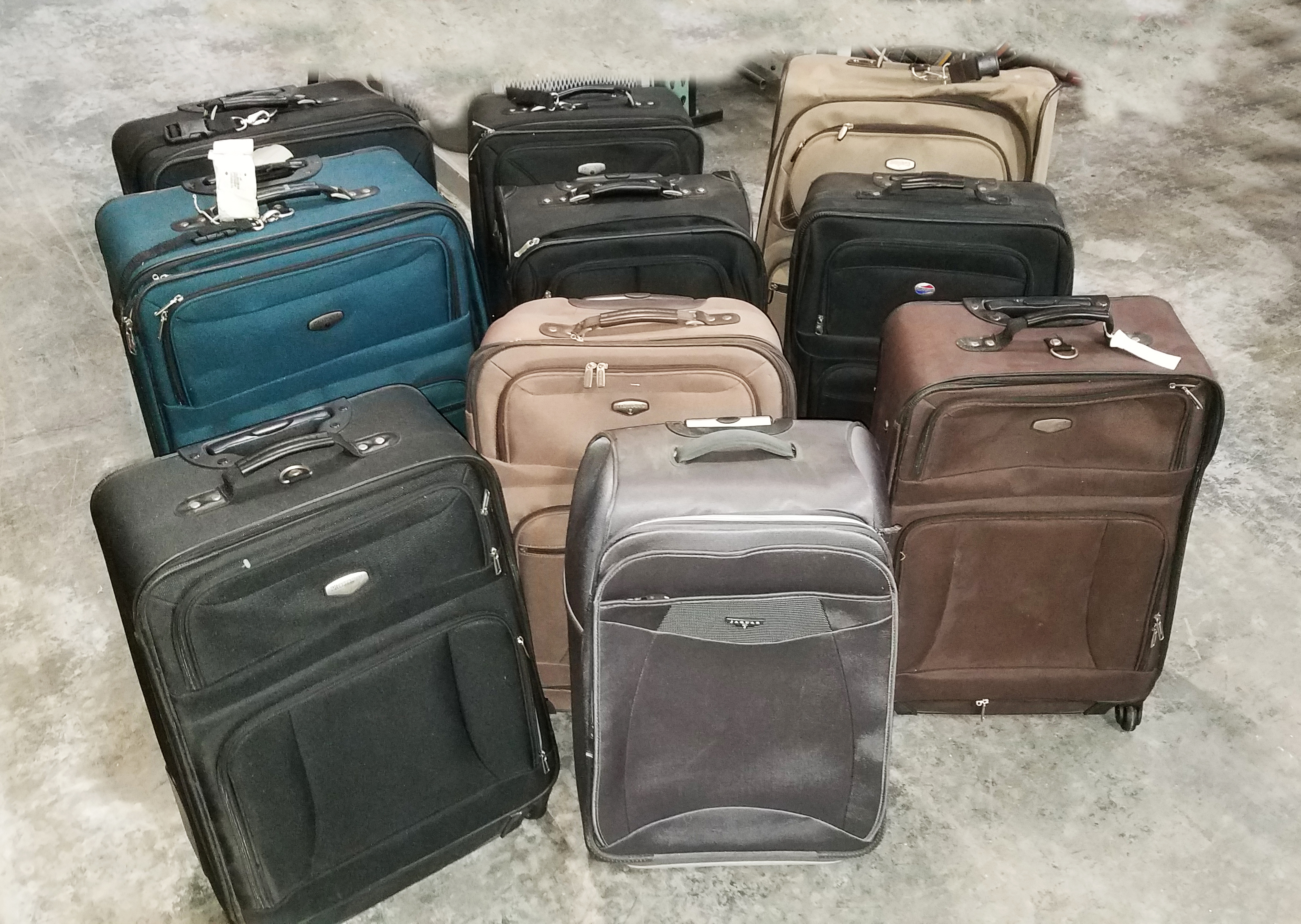 Luggage Travel Size Wheels Nov 2018 10 p