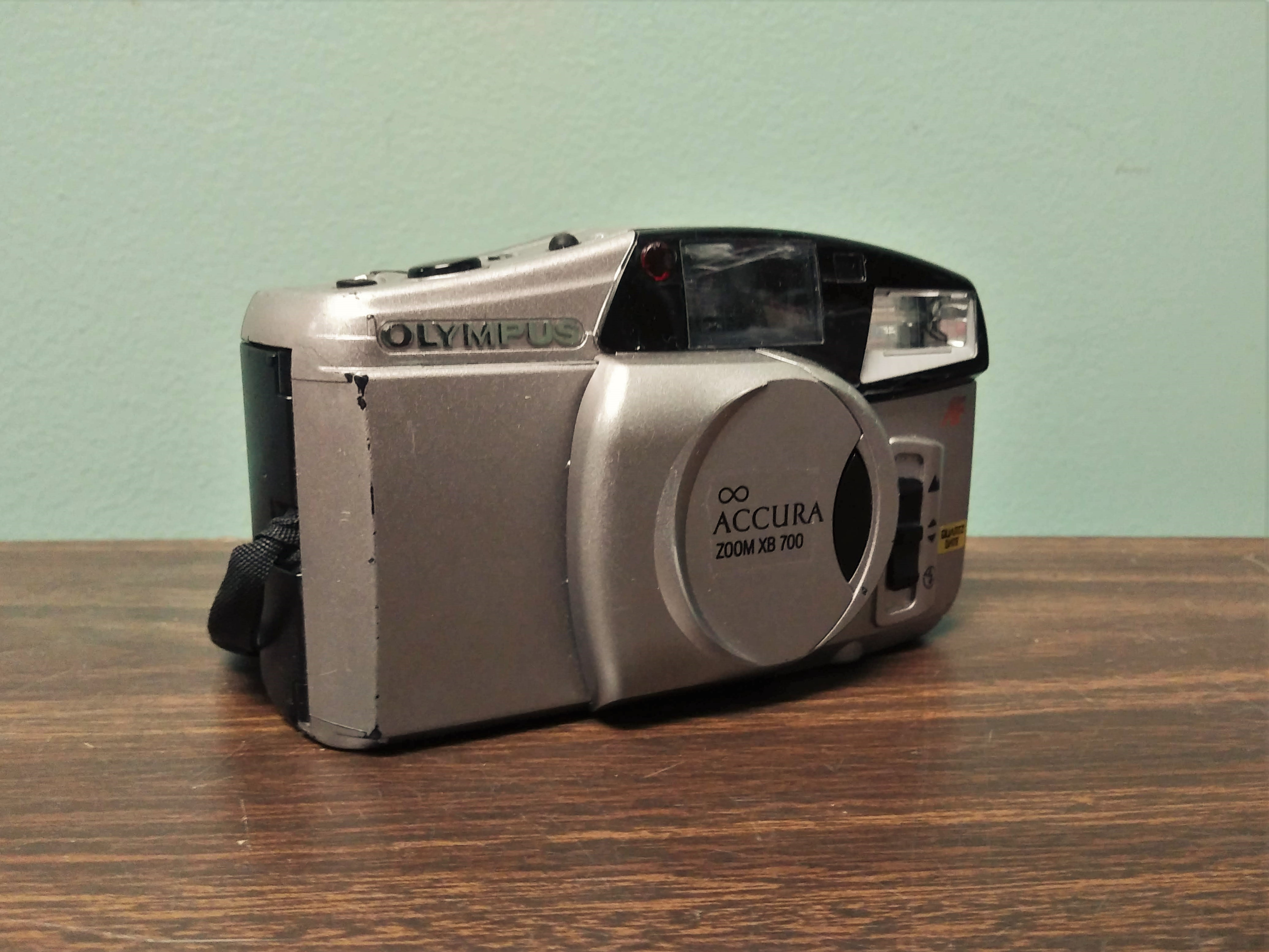 Olympus Point-and-Shoot Camera