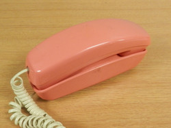 Trimline Phone pink salmon