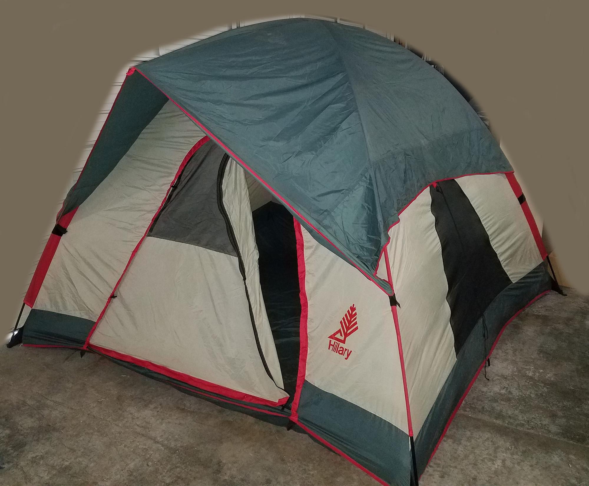 4-Person Tent