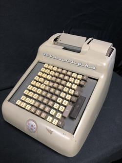 Burroughs Comptometer