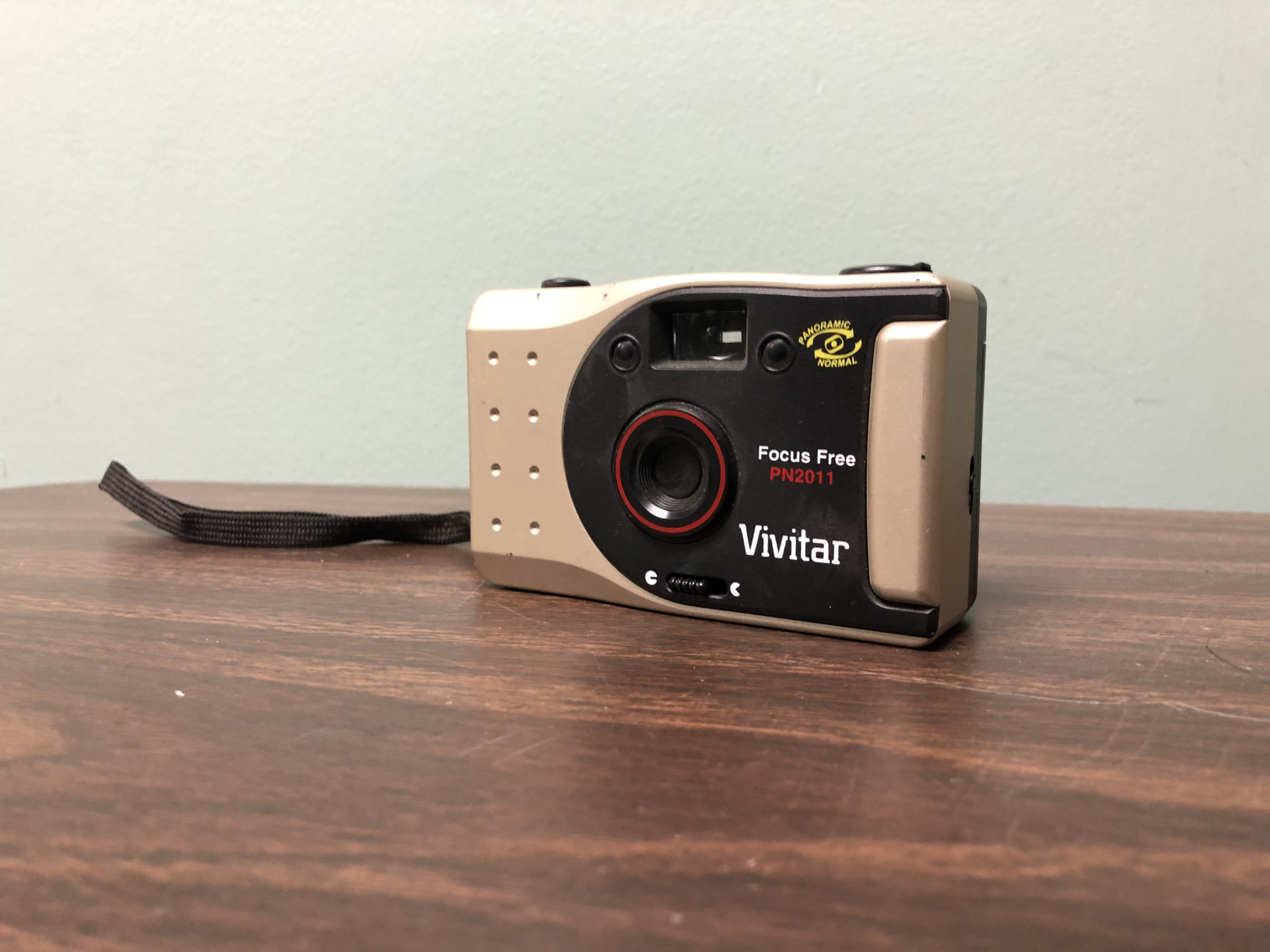 Vivitar Point and Shoot Camera