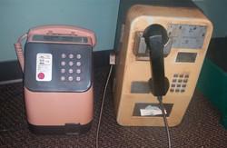 Pay phones - International