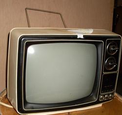 TV - NTC 12in Cream Color Case