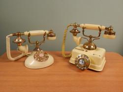 Ivory Antique Phones